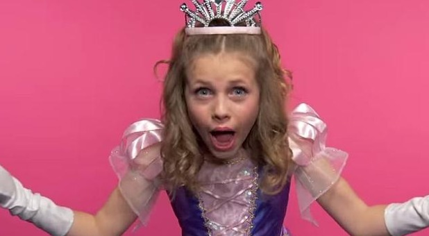 Potty-Mouthed Princesses Dropping F-Bombs for Feminism