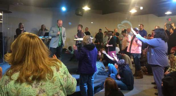 Prophetic Word Sparks Purity and Power Revival in Virginia