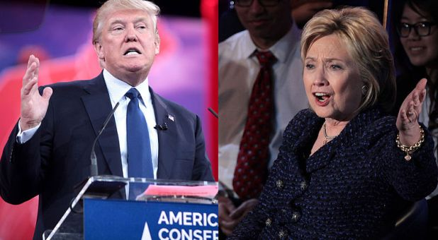 Prophecy: On Election Day, a Kingdom Will Be Toppled