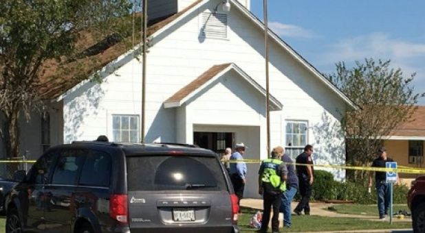 Jennifer LeClaire Offers Prophetic Insight on Sutherland Springs Attack