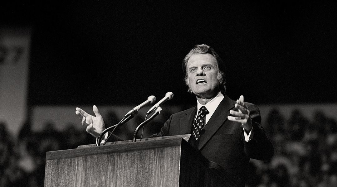 Who Will Pick Up Billy Graham's Intercessory Prayer Mantle?