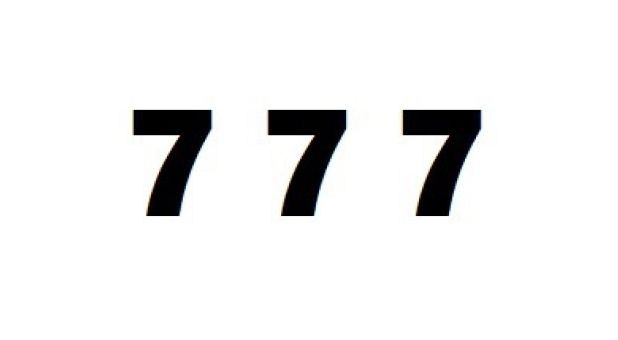Prophecy: Look for the Numbers 777 in This Season