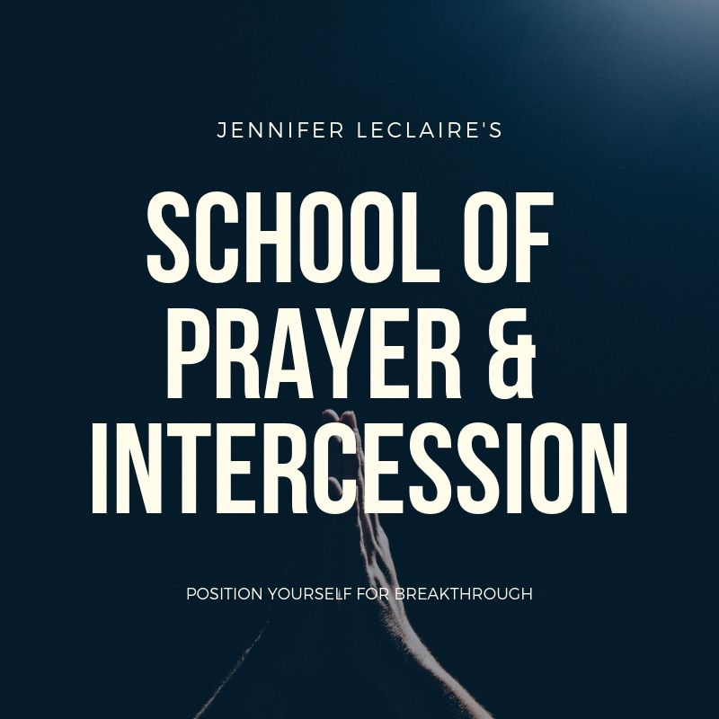 School of Prayer & Intercession
