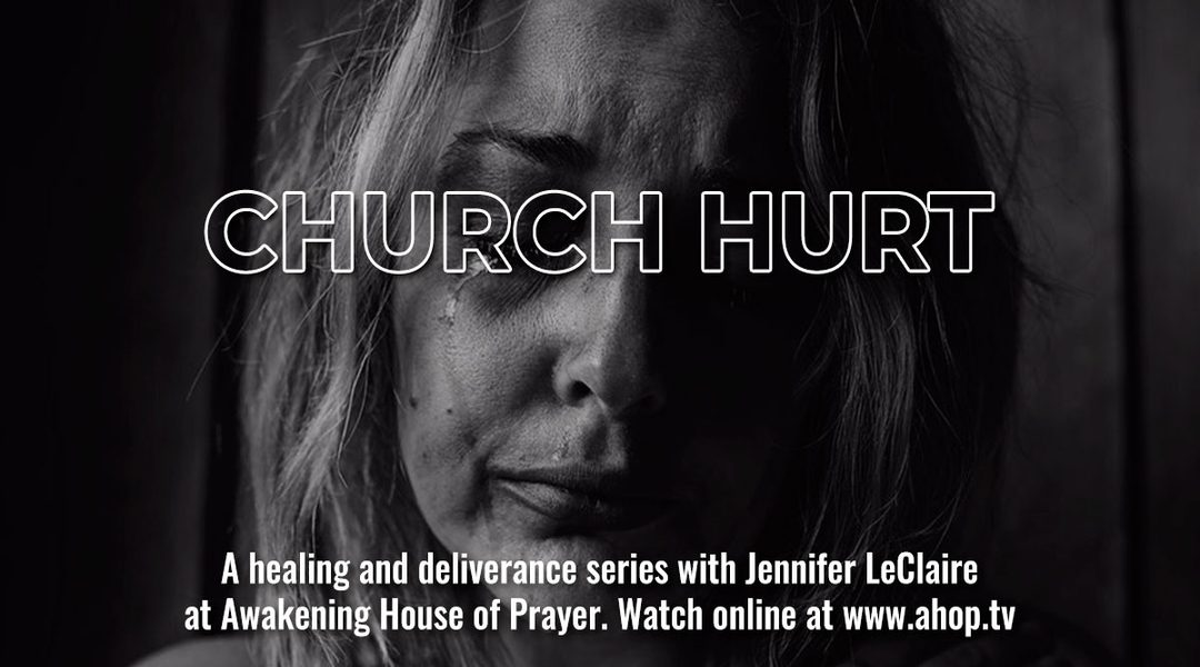 Church Hurt: What to Do When You Christians Use, Abuse and Accuse You