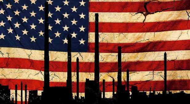 Prophecy: America's Heart Is Groaning