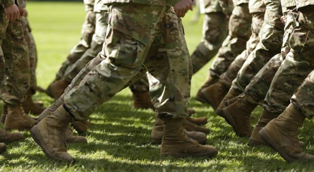 Prophectic Word for March: Marching Forward With Boots On The Ground