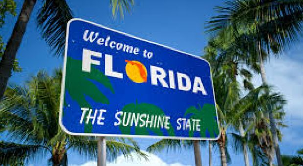 Florida A Purifying Fire Is Coming To You!
