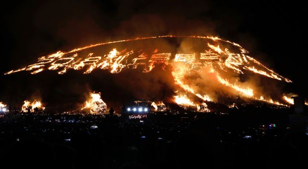 God's Revival Fire is Spreading Across the Nation