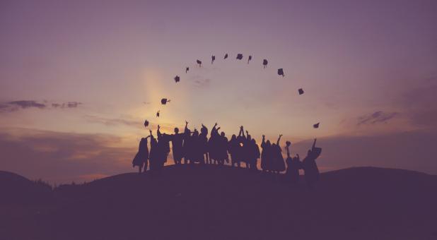 2018 word: The Graduation of The Faithful!