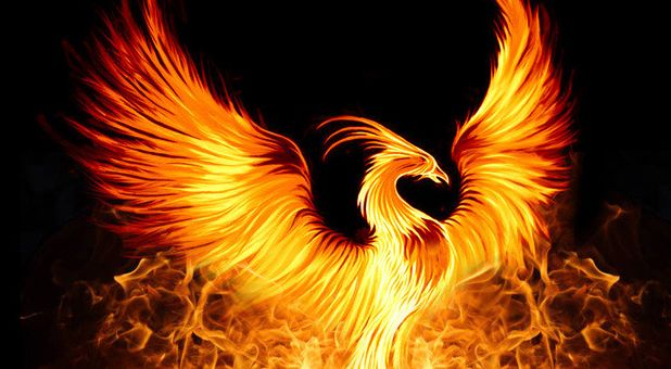 The Lord is Releasing His Firebirds