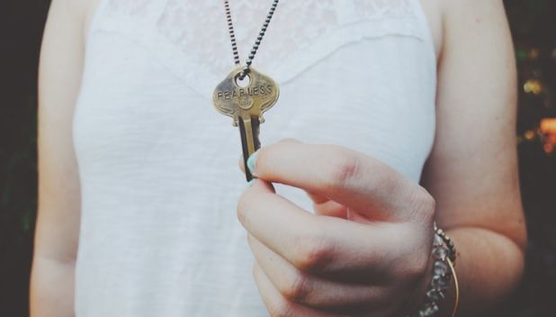 Are You Carrying Keys to Doors of the Past God Long-Ago Locked?