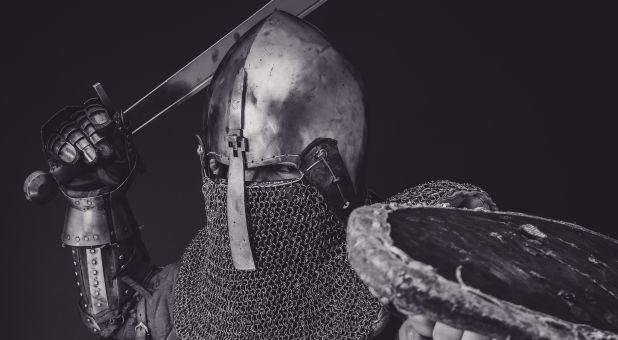 Breaking the Power of Sin and Picking Up the Sword of Victory