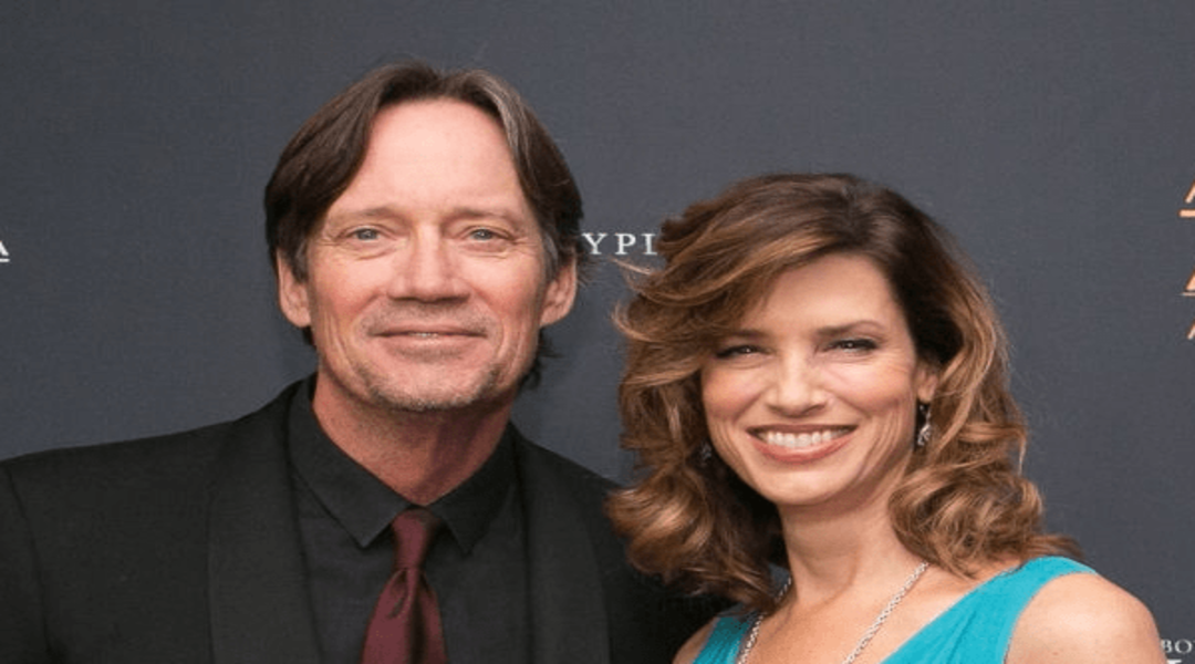 Actor Kevin Sorbo And Wife Share How Wildfire Miraculously Stopped Just Feet Away From Their Home