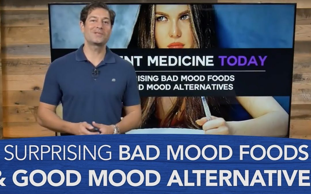 Surprising Bad Mood Foods and Good Mood Alternatives