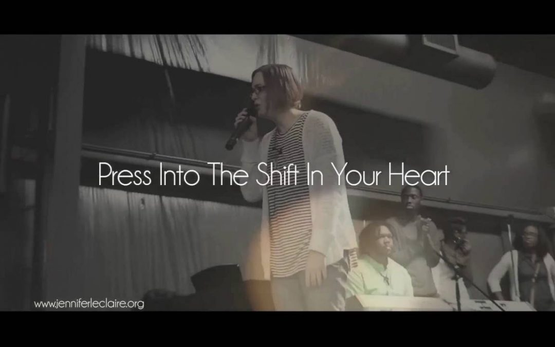 Prophecy: Press Into the Shift in Your Heart