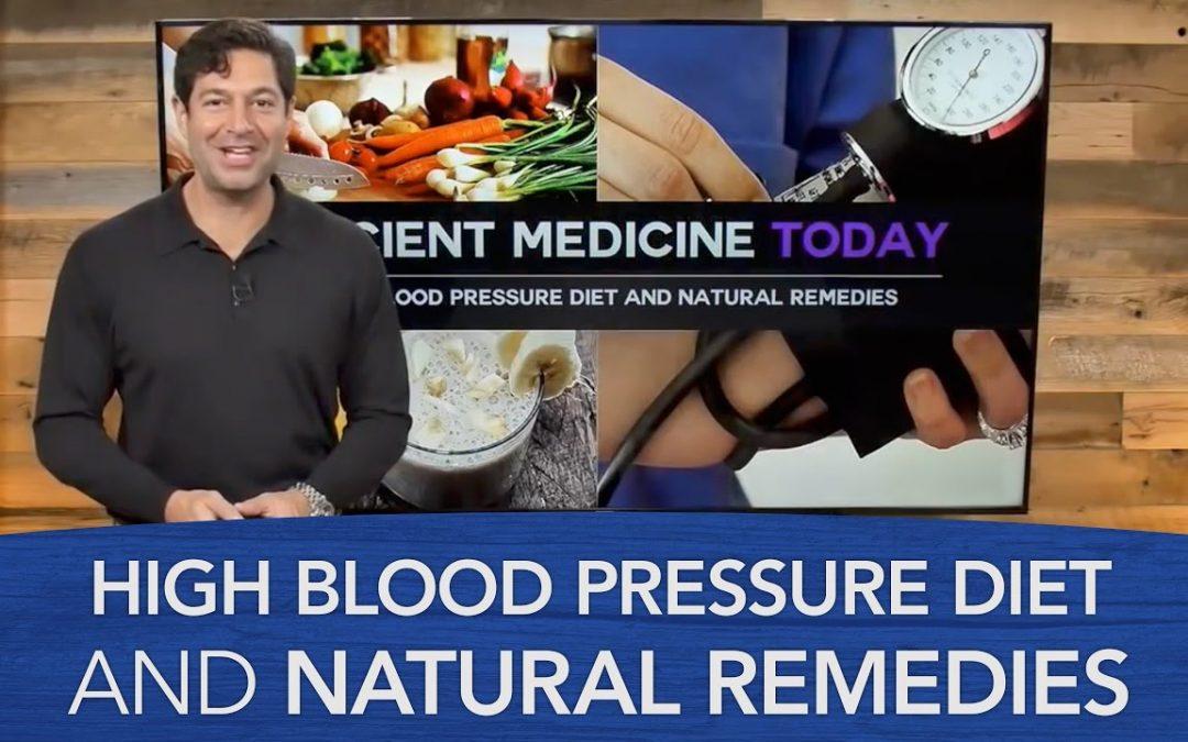 High Blood Pressure Diet and Natural Remedies
