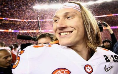 """Football's Not The Biggest Thing In My Life, My Faith Is"" – Legendary Clemson QB, Trevor Lawrence"