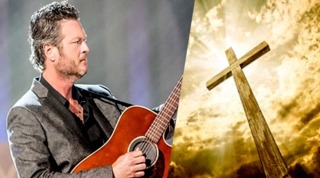 Prophetic Dream Inspires Blake Shelton's Latest Song