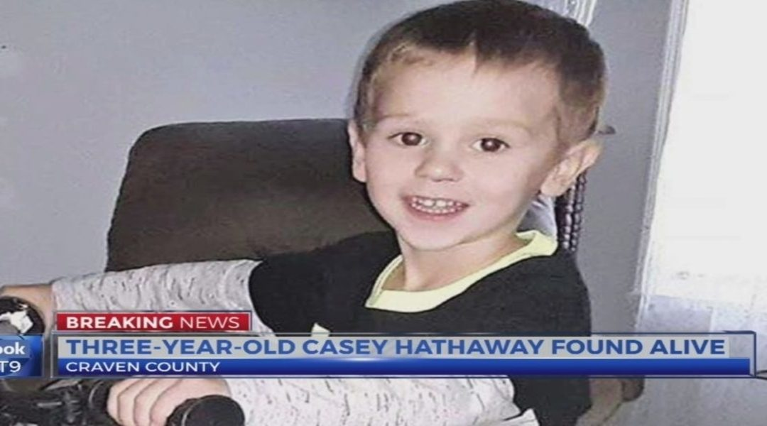 3 Year-Old Boy Miraculously Found Safe After Being Lost for 3 Days in Freezing Temperatures