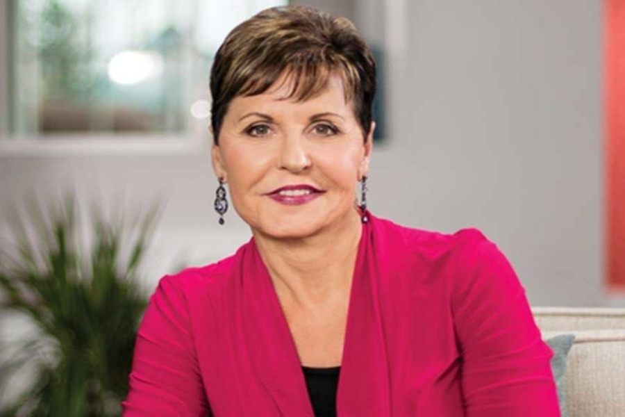 Joyce Meyer Surprises Viewers By Saying That Her Views On Prosperity Have Changed