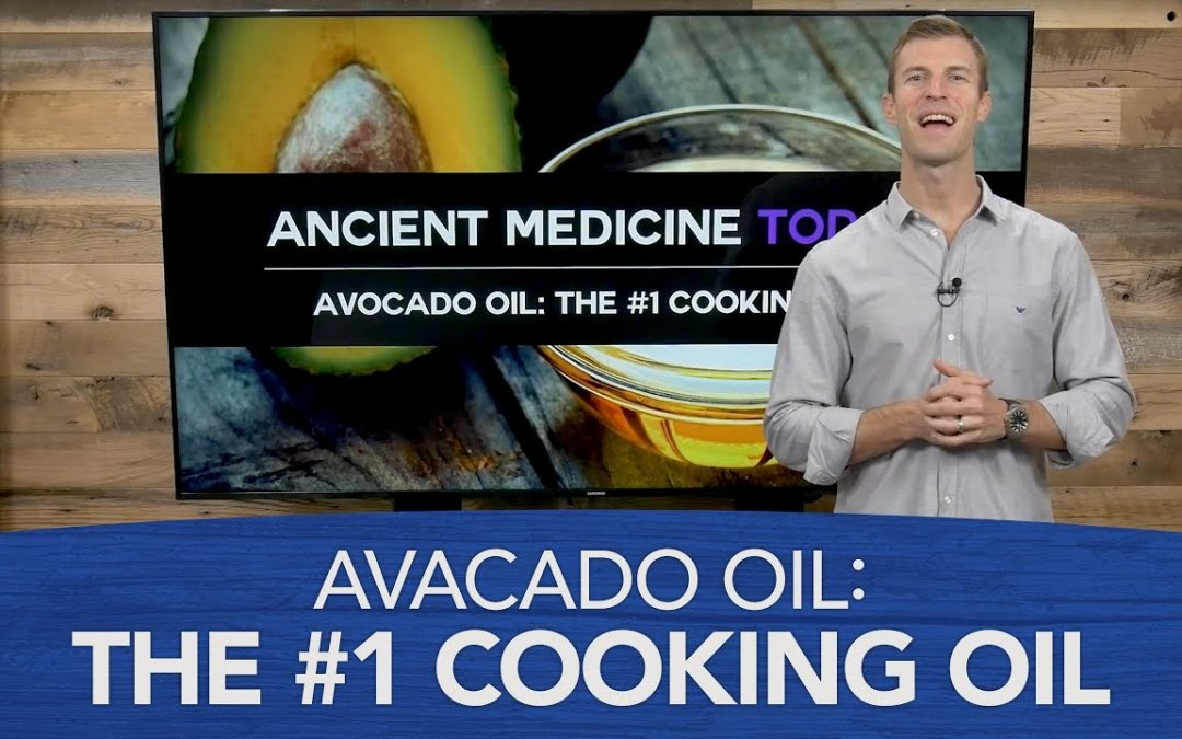 Avocado Oil: The # 1 Cooking Oil