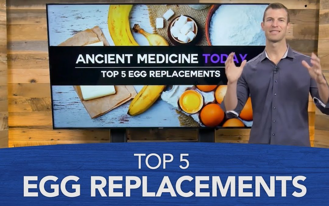 Top 5 Egg Replacements