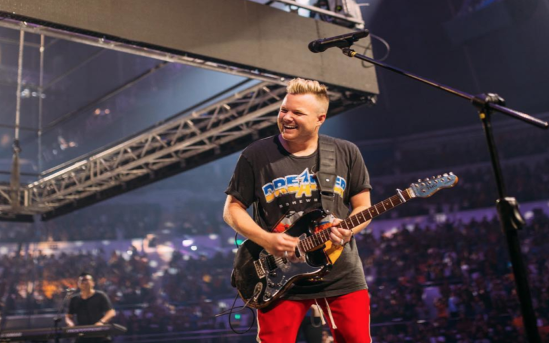 Planetshakers' Joth Hunt Reveals His Battle With Cancer In Brand New Release
