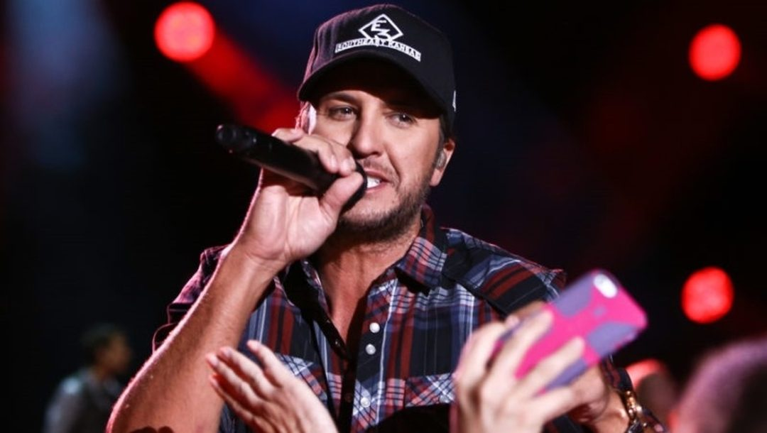 American Idol Judge Luke Bryan Opens Up About His Faith