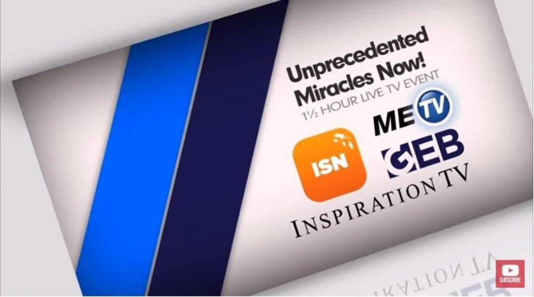 Unprecedented Miracles!