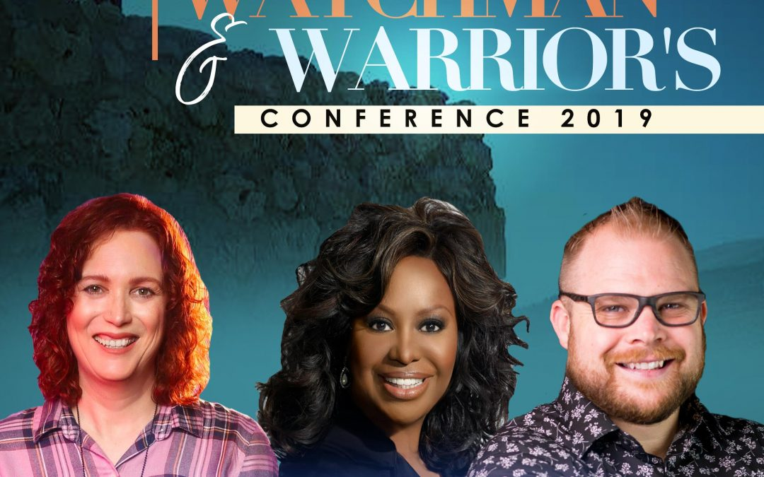 Watchman & Warrior's Conference with Dr. Cindy Trimm, Jennifer LeClaire