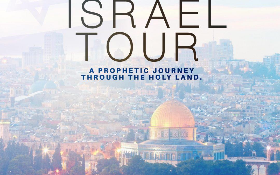 Israel Prophetic Prayer Tour with Jennifer LeClaire