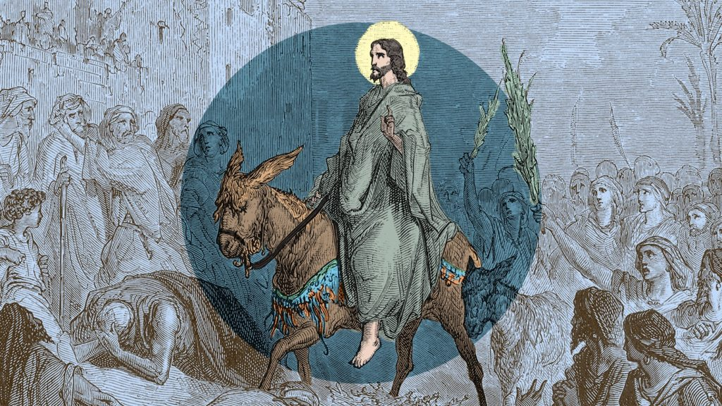 Palm Sunday and the Gift of Disillusionment
