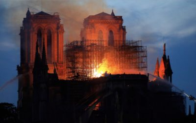 Prophetic Warning: Notre Dame Tragedy May Not Be Last Fire in France