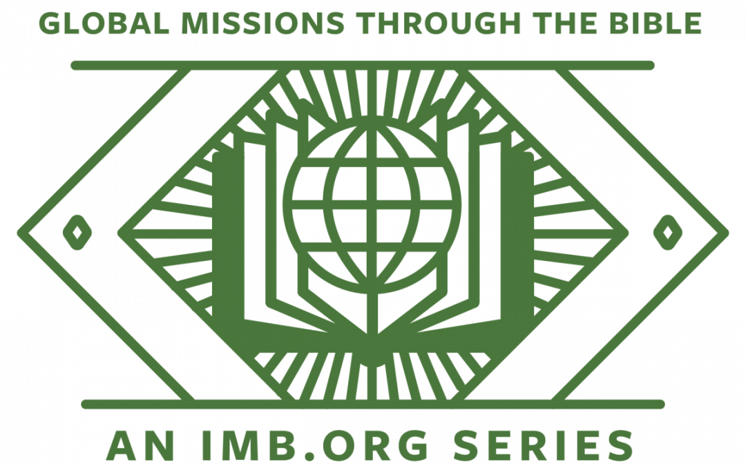 Global Missions through the Bible: Jeremiah