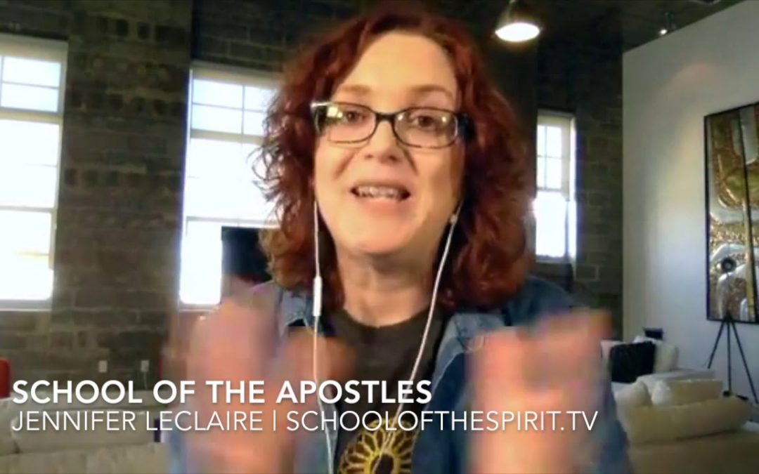 Are There Female Apostles? Part 1 with Linda Heidler & Jennifer LeClaire