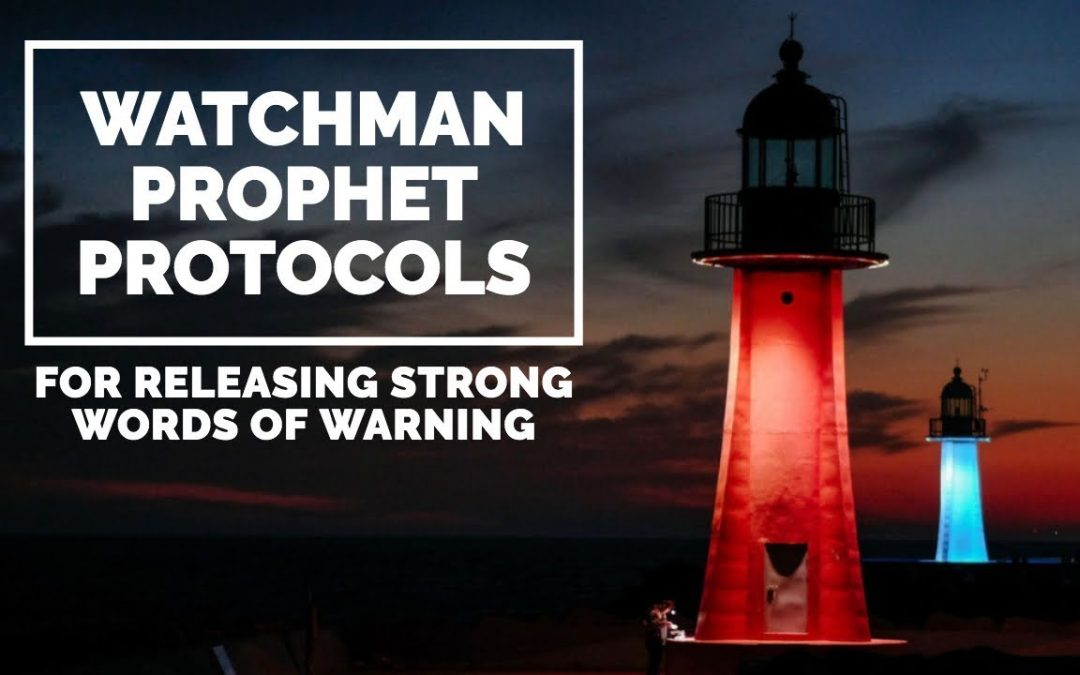 Exploring Watchman Prophet Protocol With Warning Words