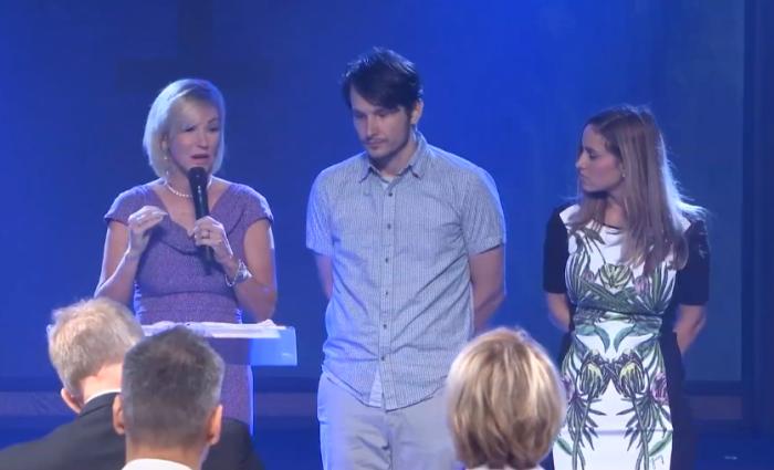 Paula White installs son as pastor of her church; plans to plant 3,000 churches, start university