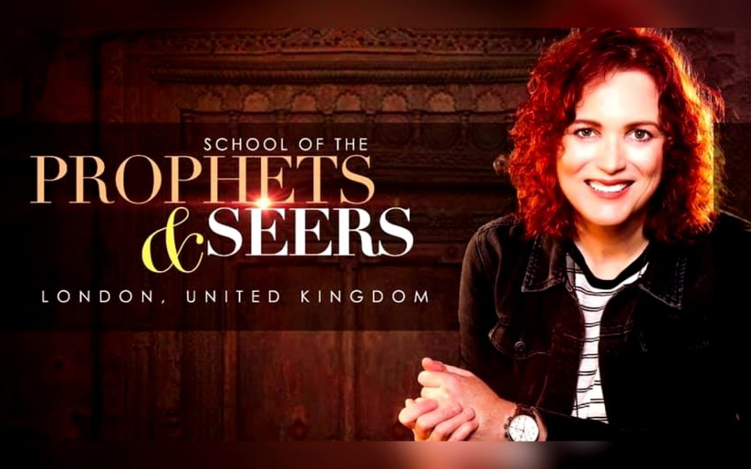 I'm Looking to Raise Up Prophets  & Seers in Europe Unto Revival