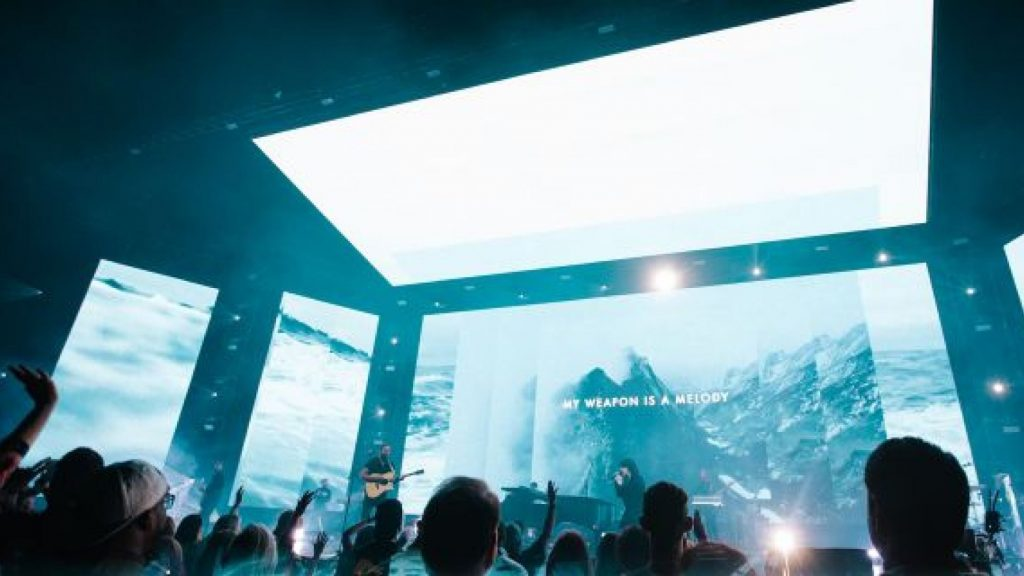 Thousands attended Bethel Music