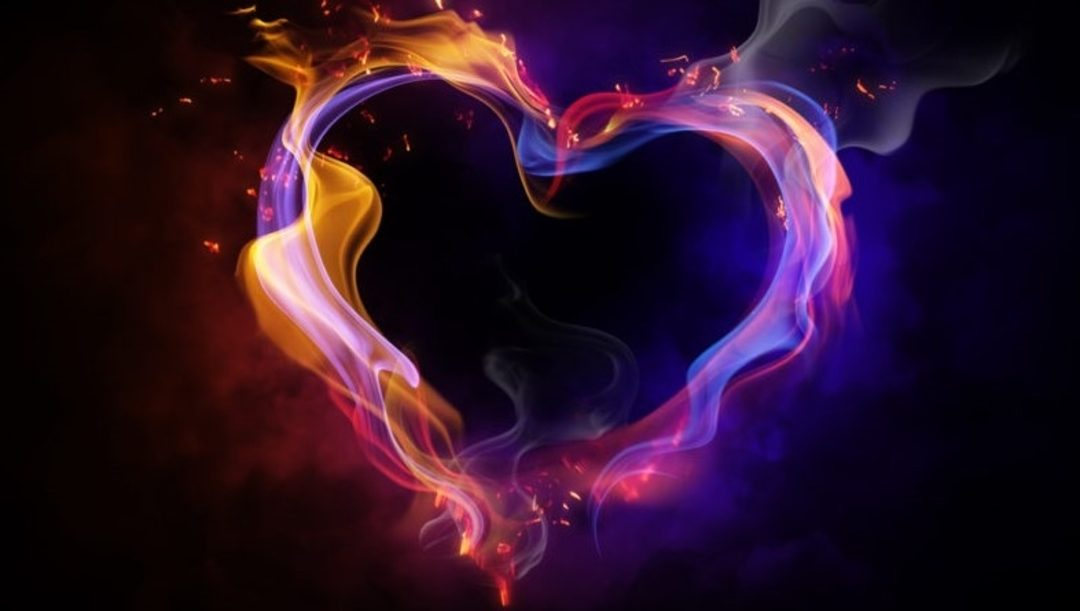 Burning Hearts: The Full Realization of God's Presence