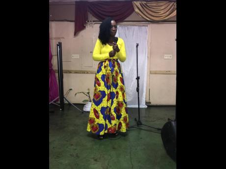 Prophetess Shanika Sutton