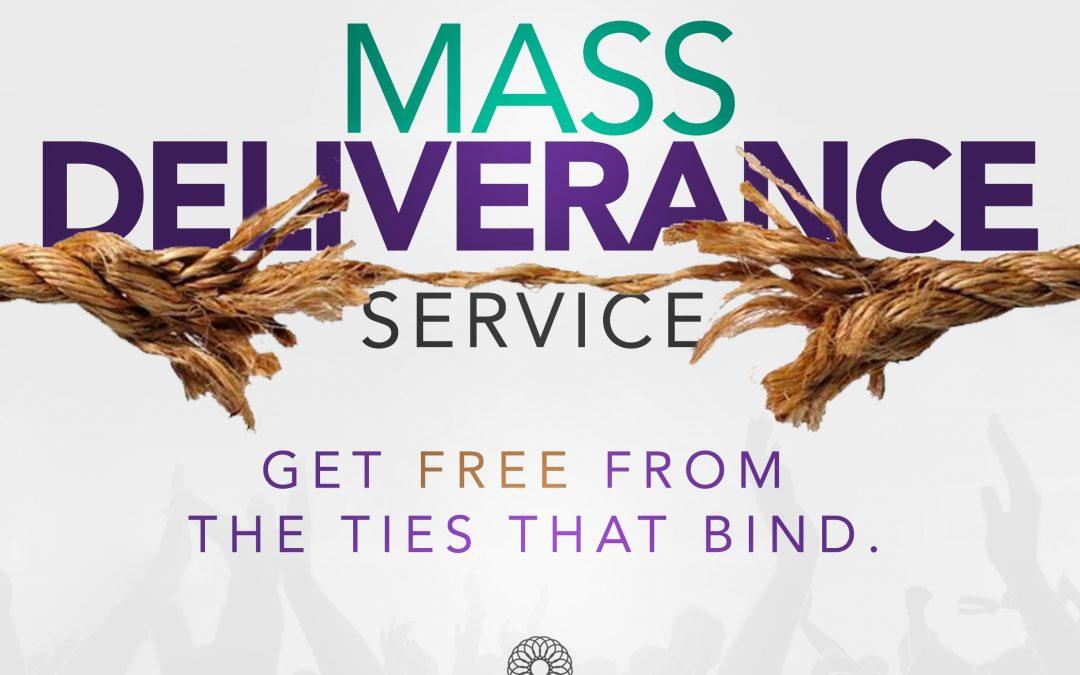 Mass Deliverance Service with Deliverance Minister Jennifer LeClaire