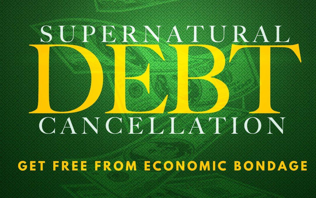 Supernatural Debt Cancellation Service