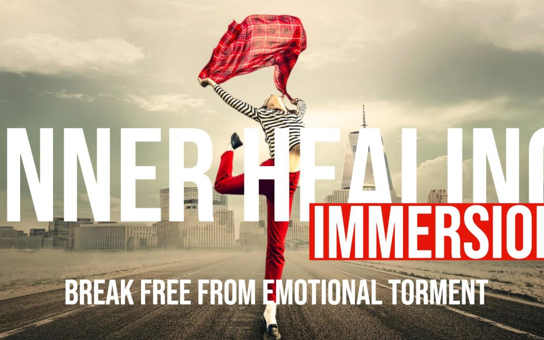 LONDON: Inner Healing Immerson | Break Free From Hurts & Wounds