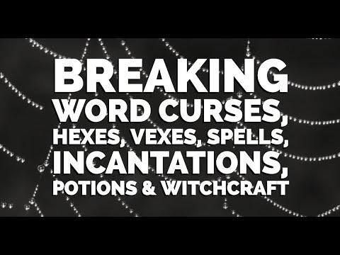 Breaking Word Curses Off Your Life & Family   101 Tactics for Spiritual Warfare