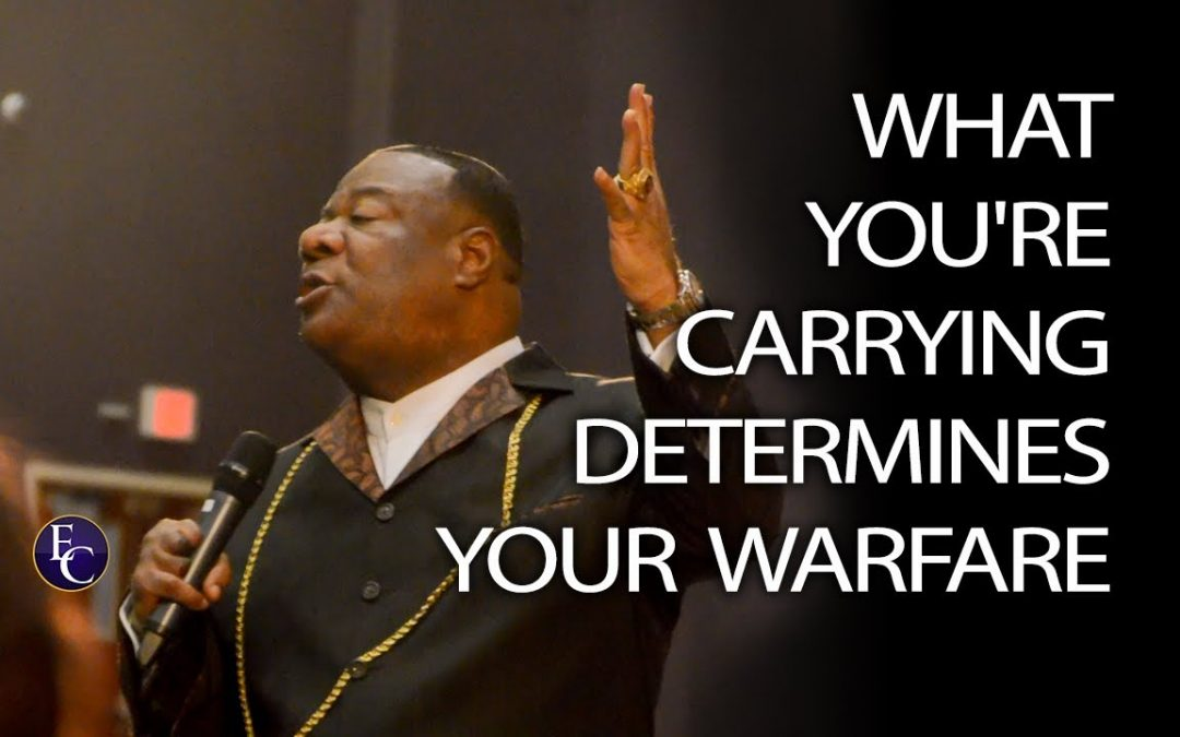 What You're Carrying Determines Your Warfare | Archbishop Duncan-Williams | Prayer & Fasting, Day 2