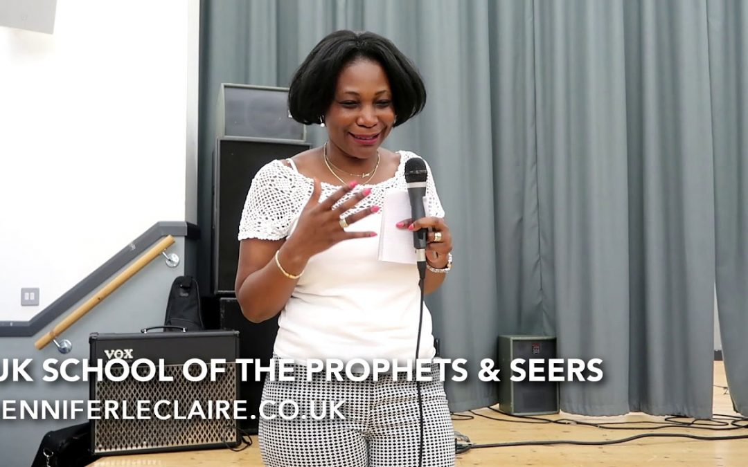 Healing Breaks Out at Jennifer LeClaire's School of the Prophets & Seers