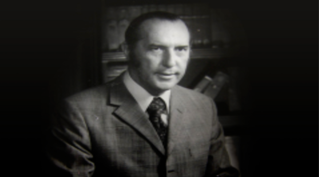 Derek Prince's Secret Battle with Depression… and How He Overcame!
