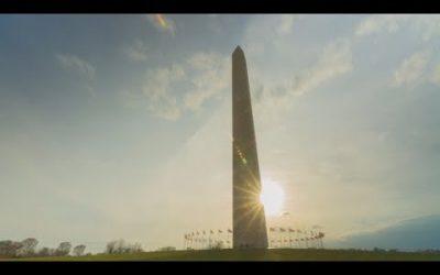 Making Prophetic Declarations in Washington, D.C. | SURGE VLOG 34