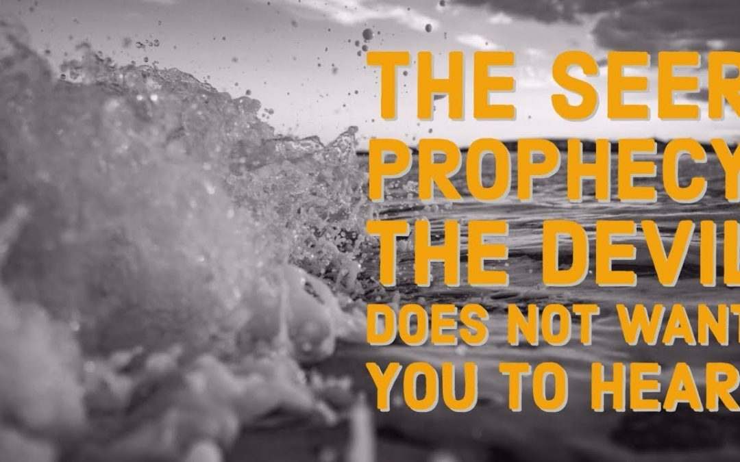 The Seer Prophecy the Devil Doesn't Want You to Hear! | An Invitation for Seeing Prophets
